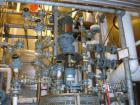 Used- Buchi Reactor Train consisting of: (1) Buchi 160 liter glass reactor, 600mm diameter, removable dish top, dish bottom....