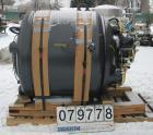 Unused-UNUSED: Pfaudler glass lined reactor body, 300 gallon, RA48-300-150-90. 48