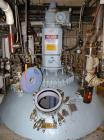 Used- Pfaudler Glass Lined Reactor, 6000 Gallon, 9129 White Glass With Calibration Lines, Vertical. Approximately 108
