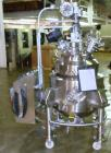 Used- Pfaudler Glass Lined Reactor, 30 Gallon. Dished top, coned bottom. Internal rated 100 psi & FV at 450/-100 degrees F, ...