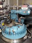 Used-Pfaudler Glass Lined Reactor, Approximate 200 Gallon.