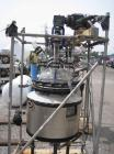 Used- Pfaudler glass lined Kilo reactor, 20 gallon glass lined body approximately 18