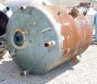 Used- Pfaudler Glass Lined Reactor, 1000 Gallon, Model RA. Double mechanical seals and lubricator.There is a Cryloc agitator...