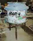 Used- Pfaudler 50 Gallon Clamp Top Reactor, Glass Lined. 24