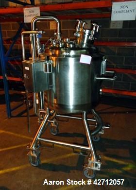 Used- 200 Liter Stainless Steel BCD Engineering Reactor
