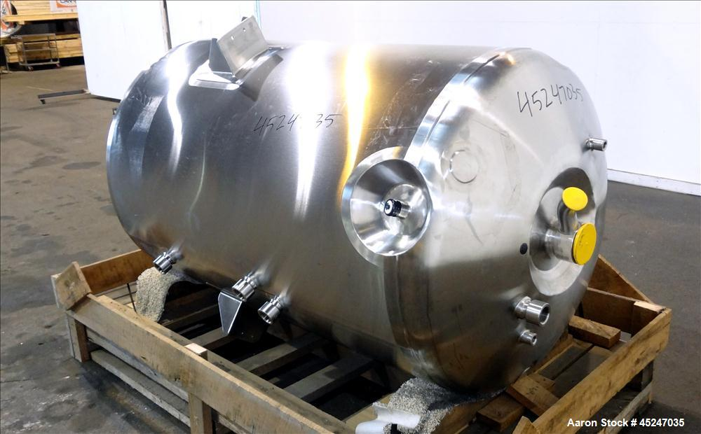 1000 Liter Stainless Steel Stainless Technology Reactor