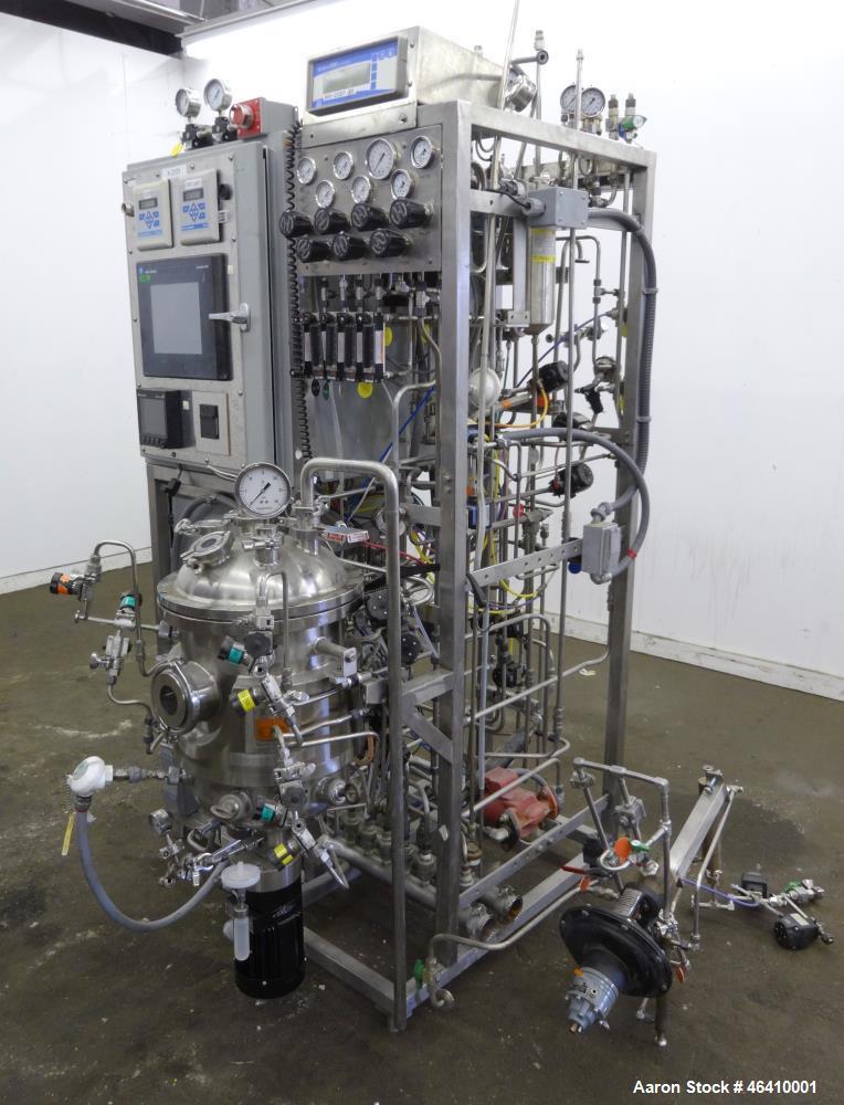 Used- ABEC Bioreactor, 35 Liter Capacity