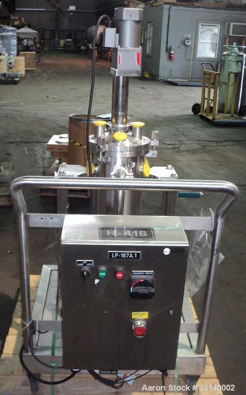 5 Gallon Stainless Steel ASC/Alpha Bio Reactor