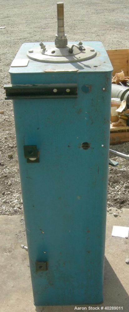 Used- 1 Gallon Stainless Steel Autoclave Engineers Reactor