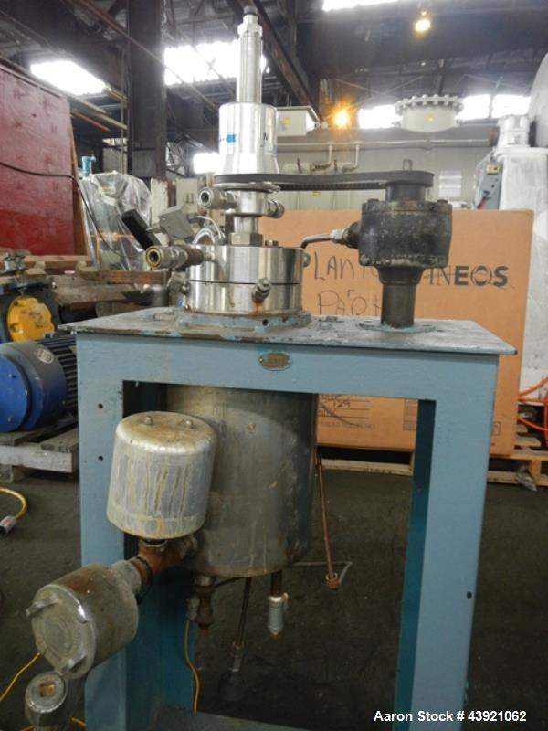 Used- 1000 ML Stainless Steel Autoclave Engineers Reactor