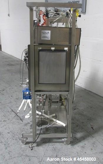 Used- B. Braun Biostat C Fermenter, 30 Liter,  316 Stainless Steel Construction.