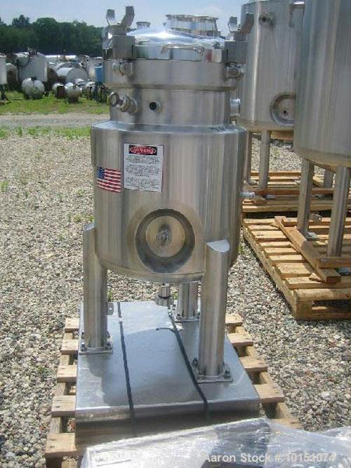 Used- 60 Liter Stainless Steel DCI Reactor