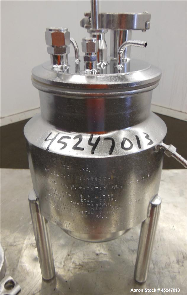 Used- 3 Liter Stainless Steel DCI Reactor