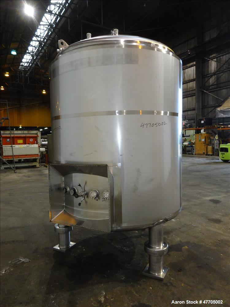 Unused- DCI Inc. Reactor, 4,000 Liter (1056 Gallon), Duplex 2205 Stainless steel