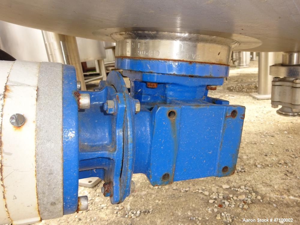 Used- Feldmeier Equipment 396 Gallon Reactor
