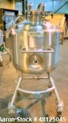 Used- BCD Engineering 200 Liter (52.83 Gallon) Reactor