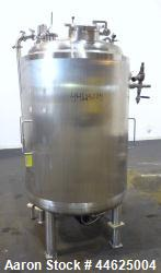 Used- 756 Liter Stainless Steel Apache Stainless Reactor