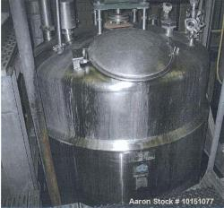 Used- 300 Gallon Stainless Steel Cherry Burrell Vessel