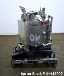 Used- 75 Gallon Stainless Steel Eastman Kodak Reactor