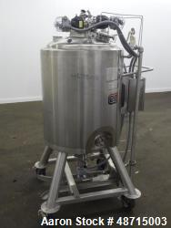 Used- Lee Industries Reactor, 250 Liter (66 Gallon), Model 250LDP