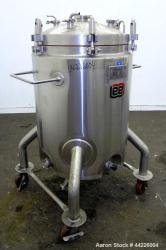 Used- 66 Gallon Stainless Steel Lee Industries Reactor, Model 250LU