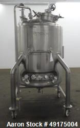 Used Lee Industries Reactor, Approximate 171.7 Gallon (650 Liters), Model 650LU