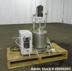 Used- Parr Pressure Reaction Apparatus, 0.5 Gallon, Model 4501.