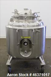 Used- Precision Stainless Reactor, 105 Gallon