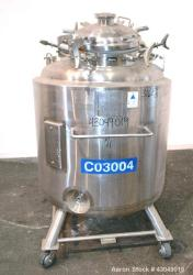 Used- 600 Liter Stainless Steel Precision Stainless Reactor