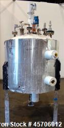 R.A.S. Process Equipment Teflon Lined Reactor, 275 Gallon, 316L Stainless Steel, Vertical. Approxim...