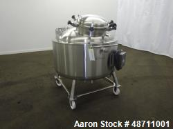 Unused- T&C Stainless Reactor, 350 Liter (92.46 Gallon), 316L Stainless Steel, V