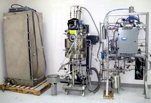 Used- New 50 Liter New Brunswick Scientific Bio Reactor