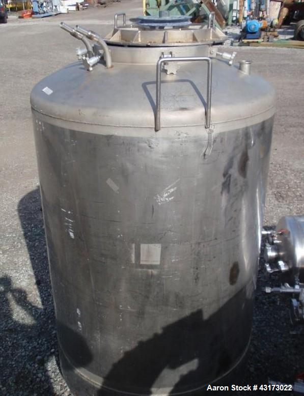 Used-1000L Precision Pure Flo, 316L, 45#/150#. PRICE INCLUDES A 15% BUYERS PREMIUM. AS IS, WHERE IS, LOADING & REMOVAL FEES ...