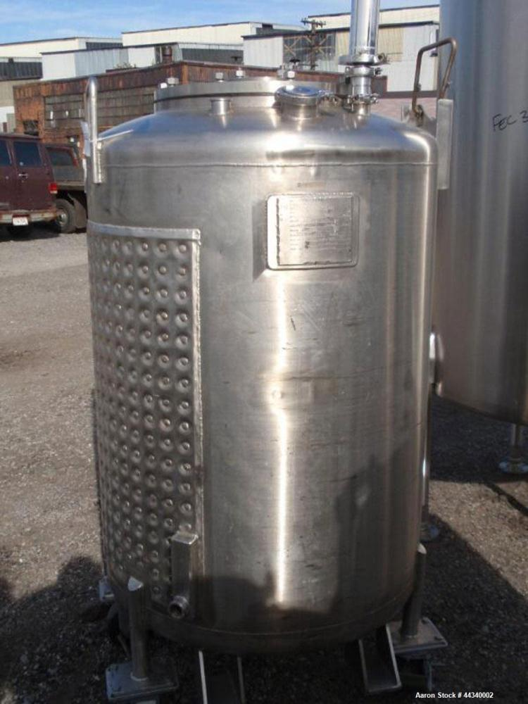 Used-175 Gallons Stainless Steel Northland Stainless Reactor,