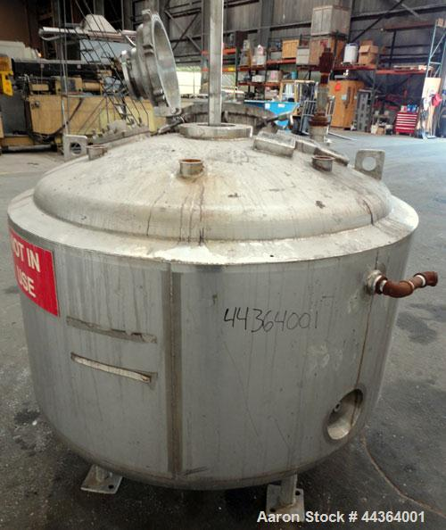 Used- 230 Gallon Stainless Steel Northland Stainless Reactor