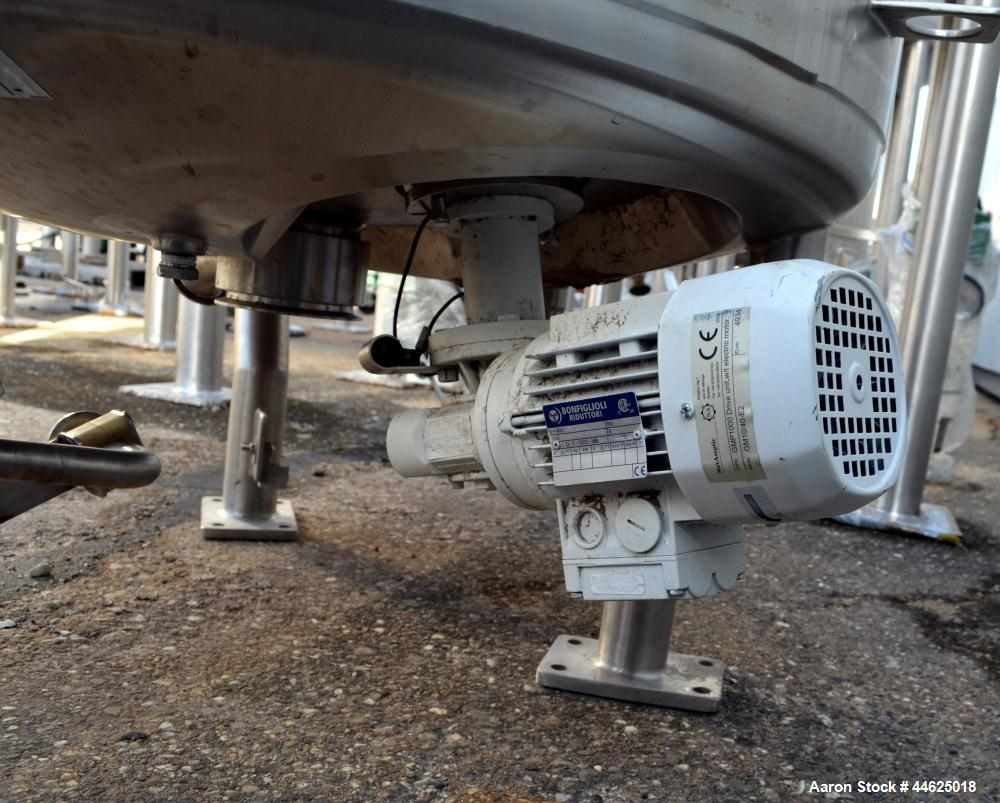 Used- 215 Gallon Stainless Steel Northland Stainless Reactor