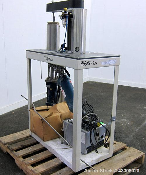 Used- 2 Liter Stainless Steel Parr Reactor