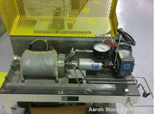 Used-Parr Stirred Reactor, Model 4542.  Floor stand, 2 liter, manufactured 1999.