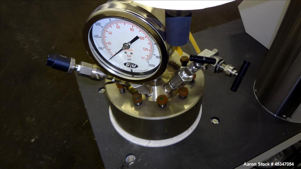 Used-Parr Reactor