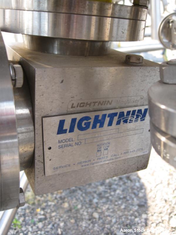 Used- 150 Liter Stainless Steel Presicion Stainless Fermentor System