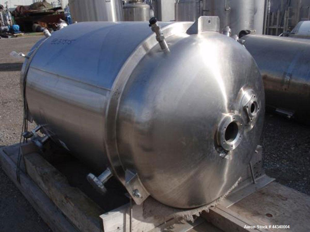 Used- 250 Gallon Stainless Steel Precision Stainless Reactor