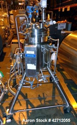 Used- 20 Liter Stainless Steel Pure Flo Precision Reactor
