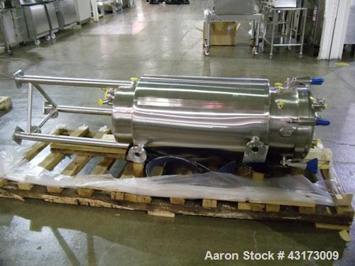 250 Liter Stainless Steel PureFlo Precision Reactor