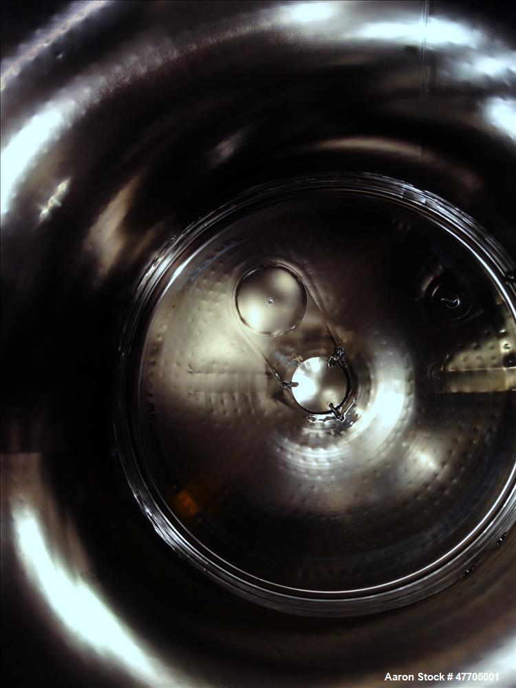 Unused- Pure-Flo Precision 792 Gallon Vertical Reactor