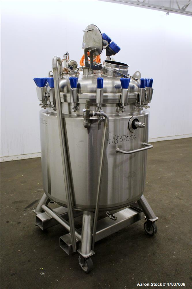 Used- Pure-Flo Precision 132 Gallon Reactor