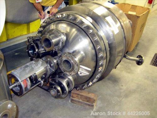 Used- 100 Gallon Stainless Steel Robert Mitchell Reactor