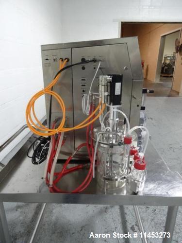 Used- Sartorius Stedim Biostat B Lab Fermenter System