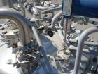 Used-300 Liter DCI reactor, 316L stainless steel construction,  30