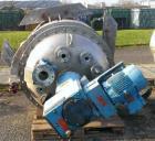 Used- 1,000 Litre Stainless Steel Radley Engineering Reactor