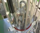 Used- B Braun Biostate E Compact Lab Fermenter, 2.6 Gallon, Type 880263/7. Borosilicate glass vessel, approximate 8